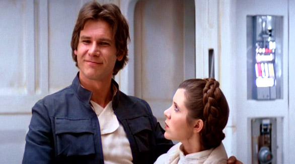 Han Solo ne perd jamais